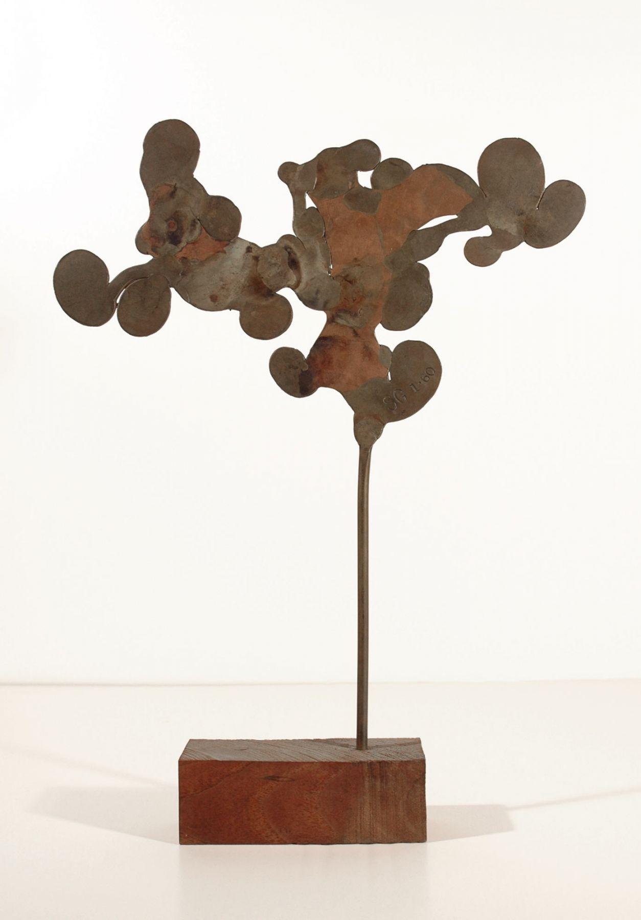 SIDNEY GORDIN (1918-1996), 1-60, 1960