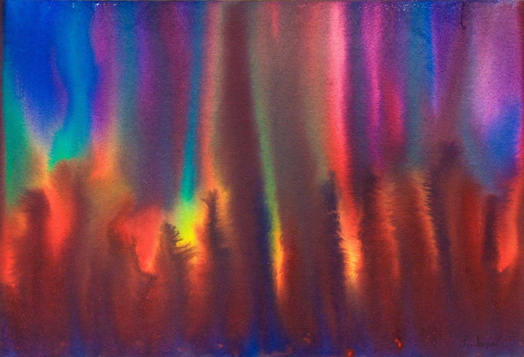 HARVEY LEEPA (1887-1977), Untitled 15, c. 1960