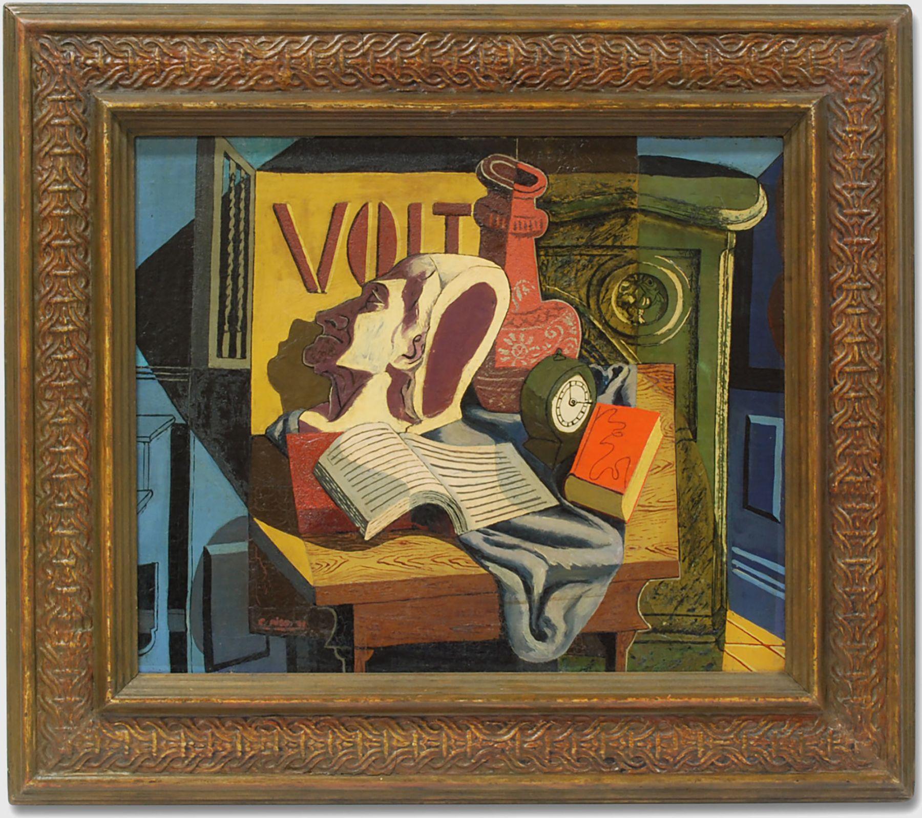 FRANCIS CRISS (1901-1973), Still Life, 1930