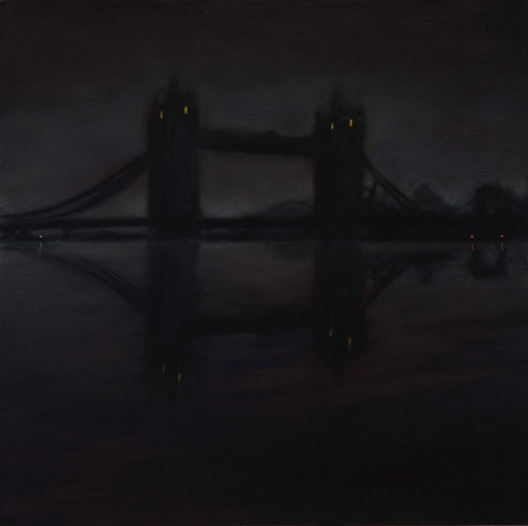 Chris Peters, Whistler Bridge