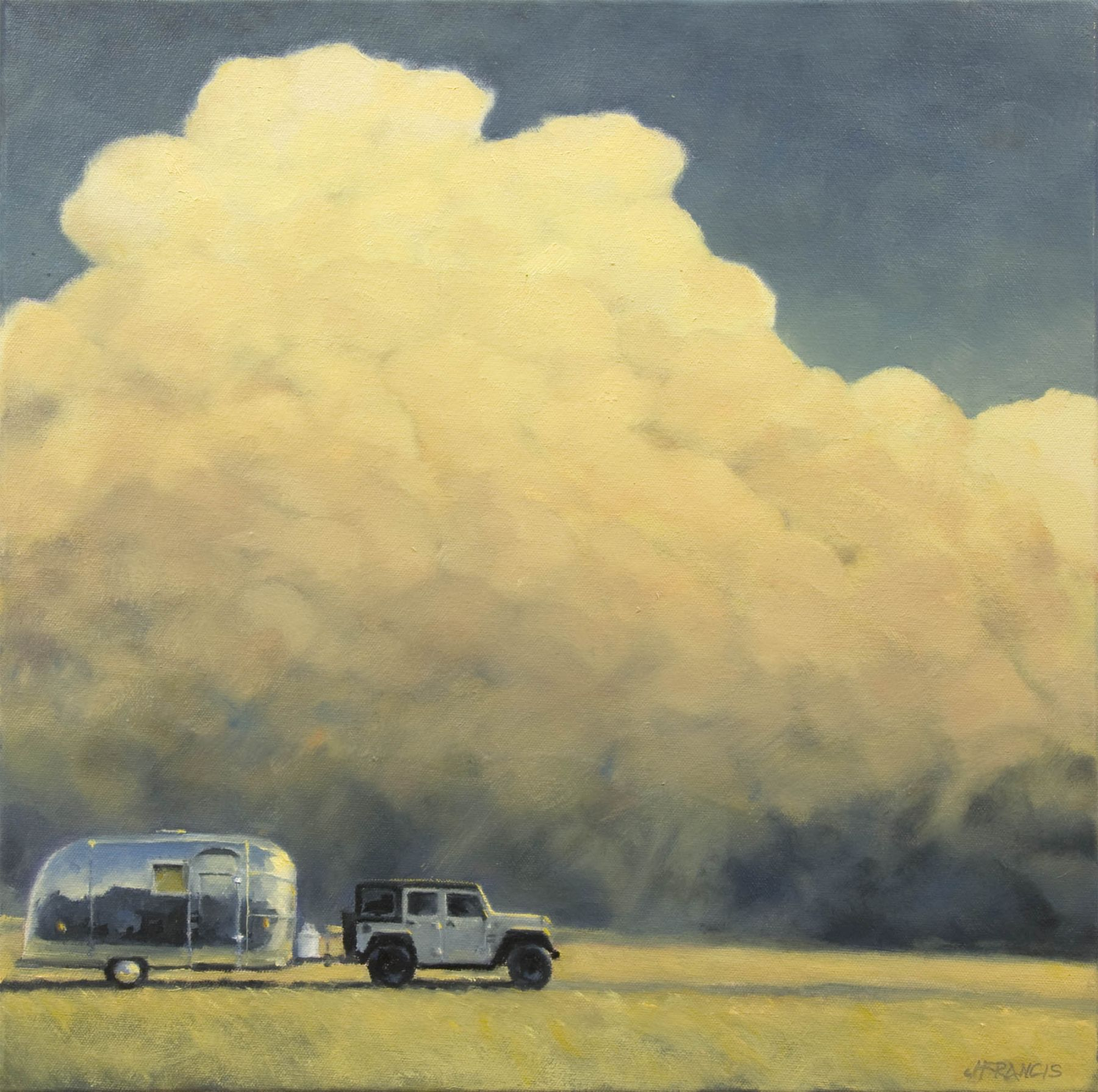Jon Francis, Storm Chasers, 2017