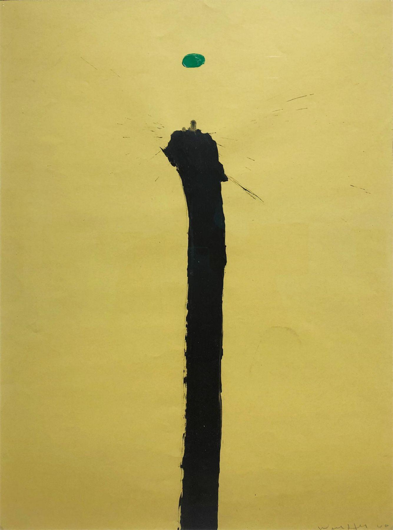 EMERSON WOELFFER (1914-2003), Zen, 1966