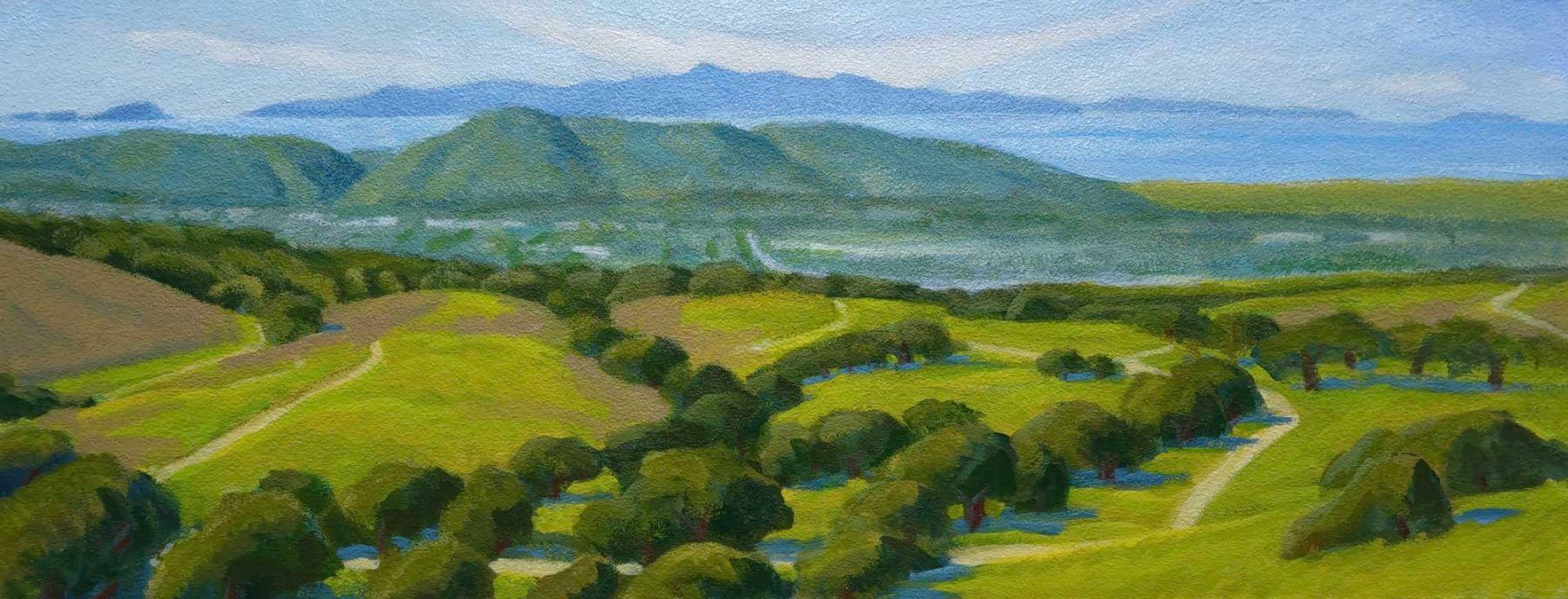John Iwerks - San Marcos Foothills