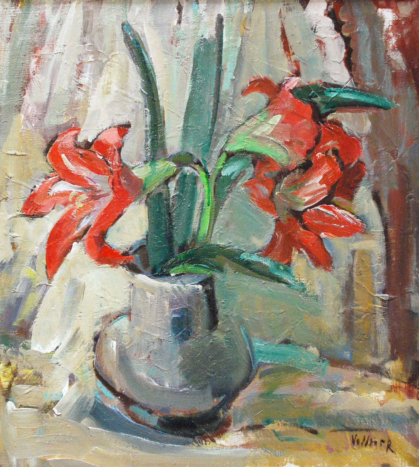 Grace Libby Vollmer, Still Life,