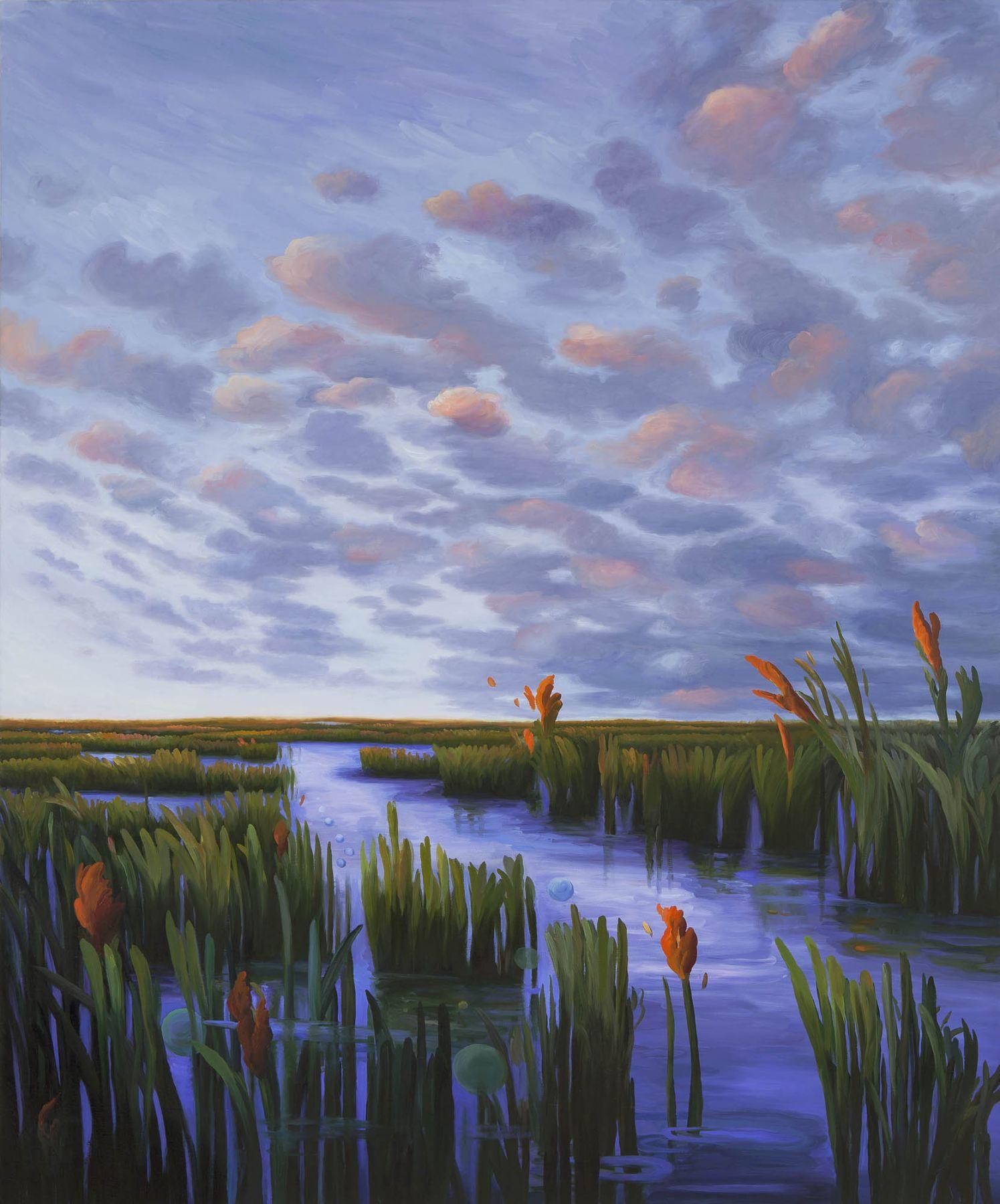 Phoebe Brunner, Blue Marsh,