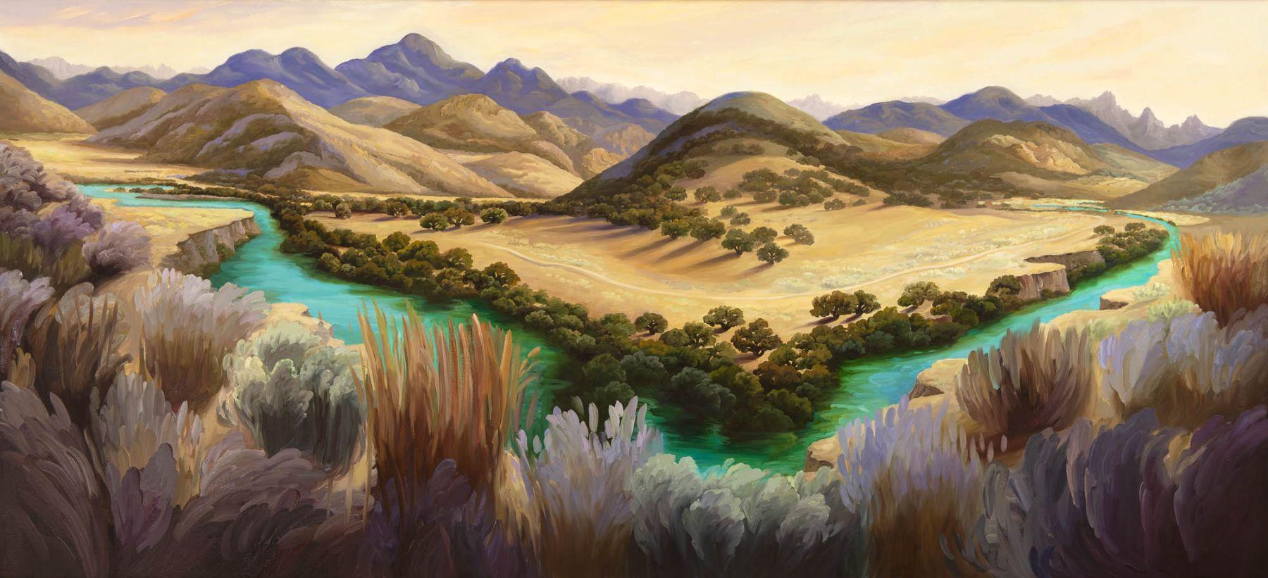 Phoebe Brunner, River's Bend,