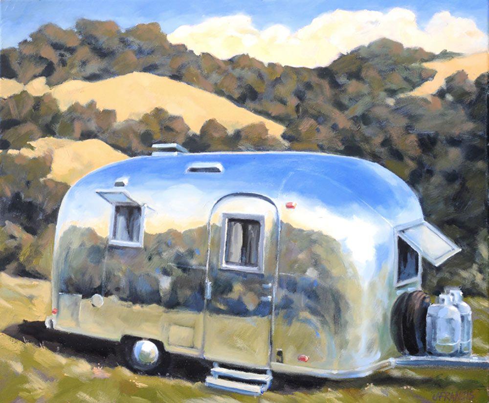 Jon Francis, On the Hill, 2014