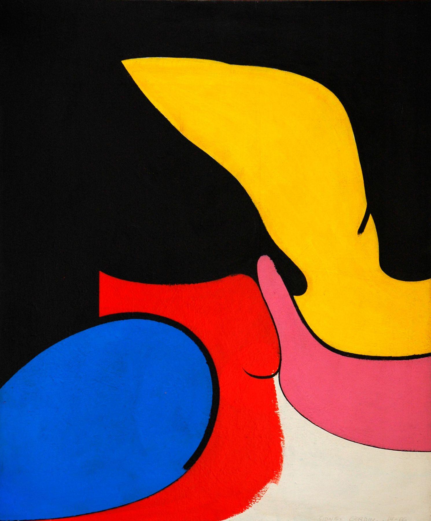 SIDNEY GORDIN (1918-1996), 14-66