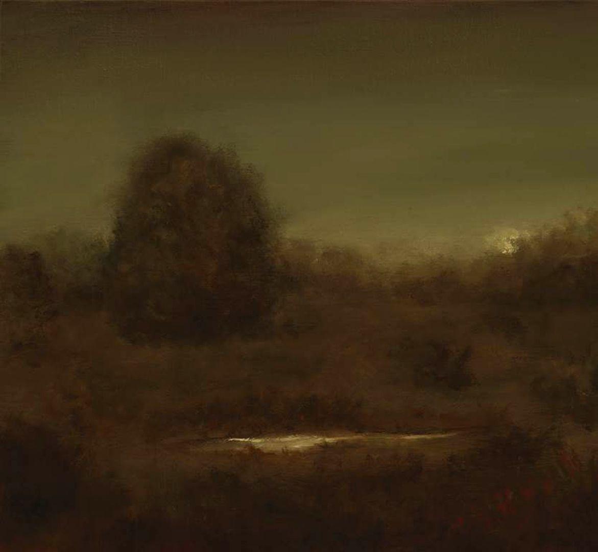 Chris Peters, Moonrise Through the Trees