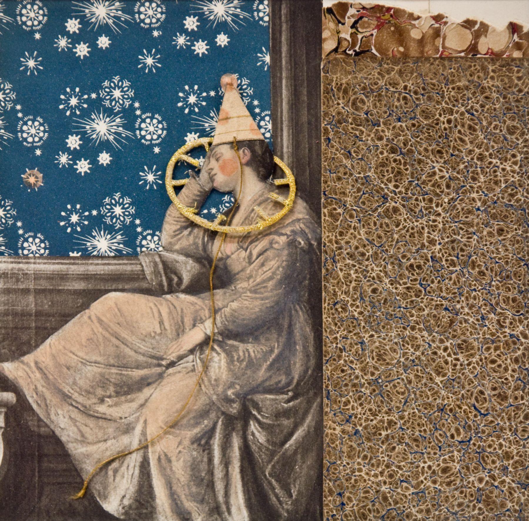 Susan Tibbles, Collage