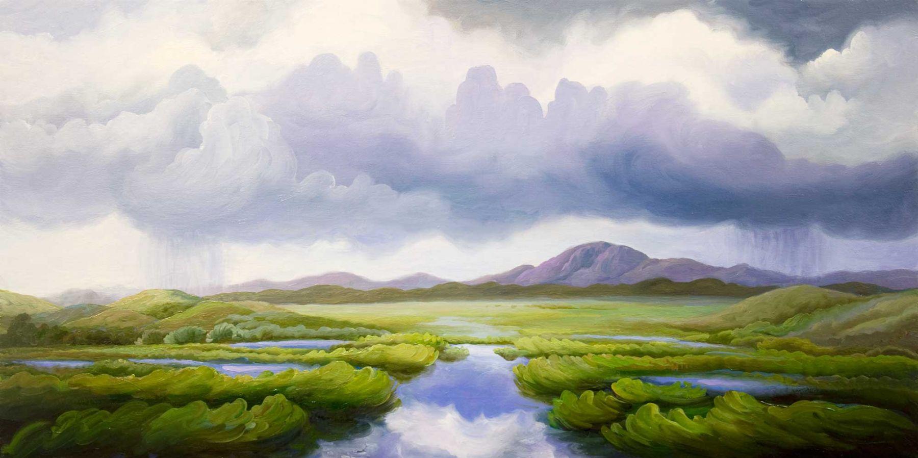 Phoebe Brunner, Sometimes A River