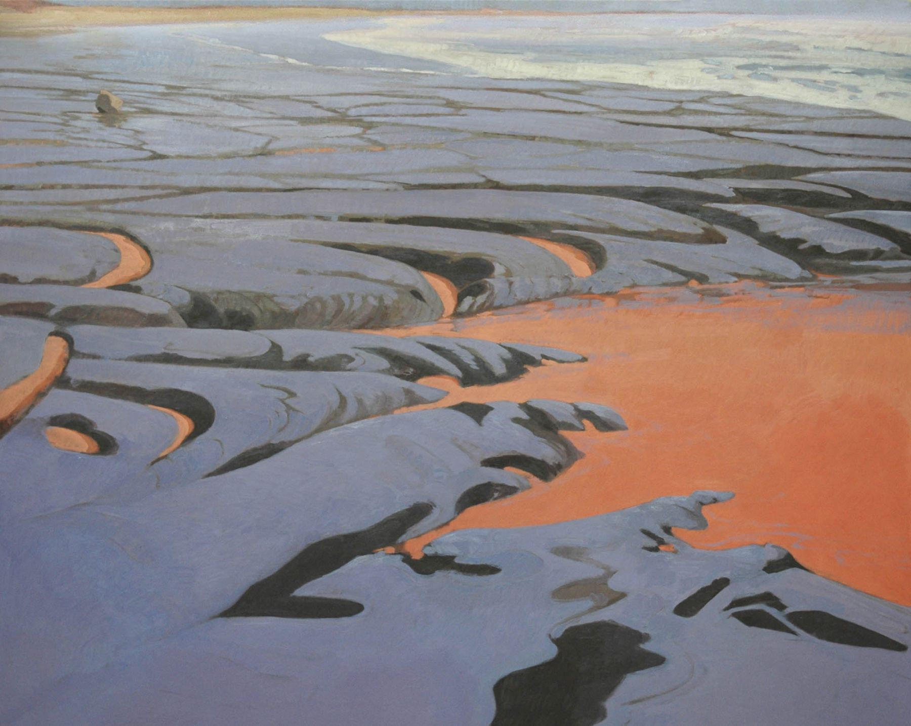Nicole Strasburg, Coral Sands, 2007