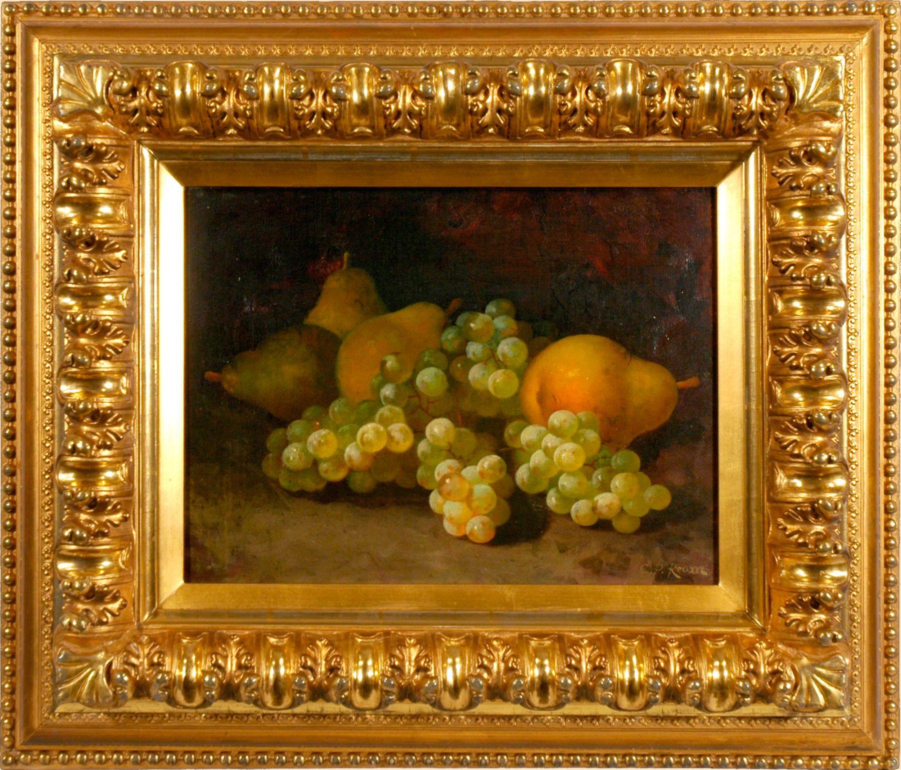 CARDUCIUS PLANTAGENET REAM (1837-1917), Still Life, 1885