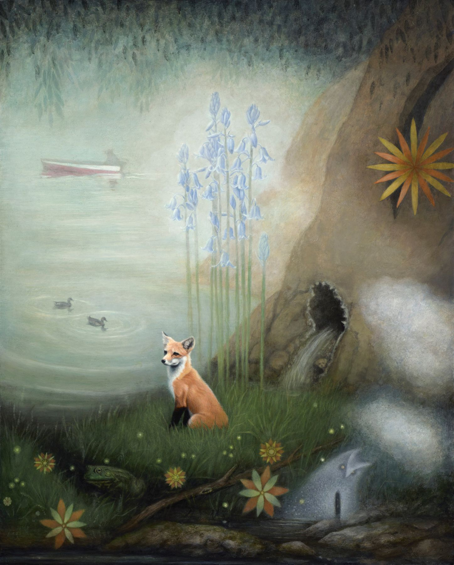 Susan McDonnell, Little Fox, 2018