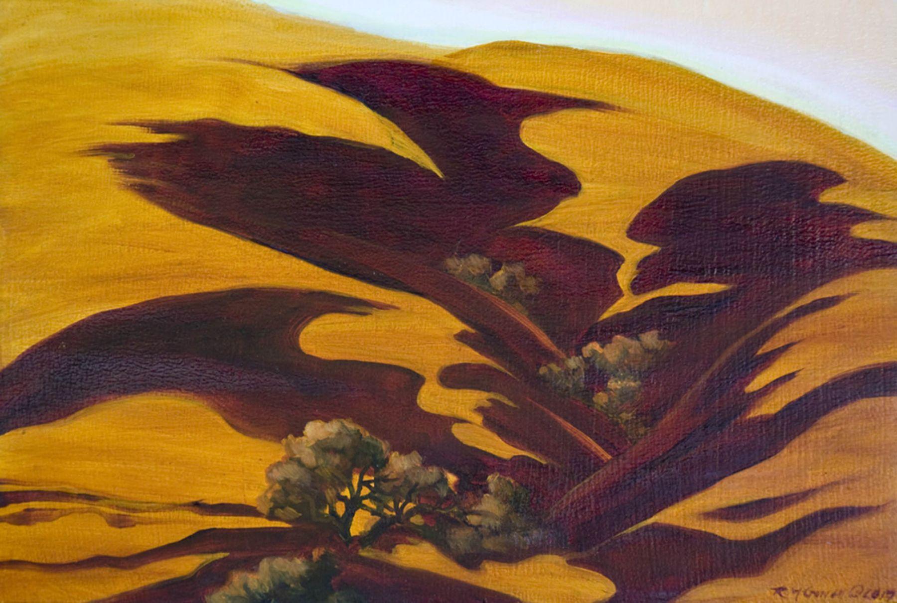 Robin Gowen, Shadows Flow, 2017