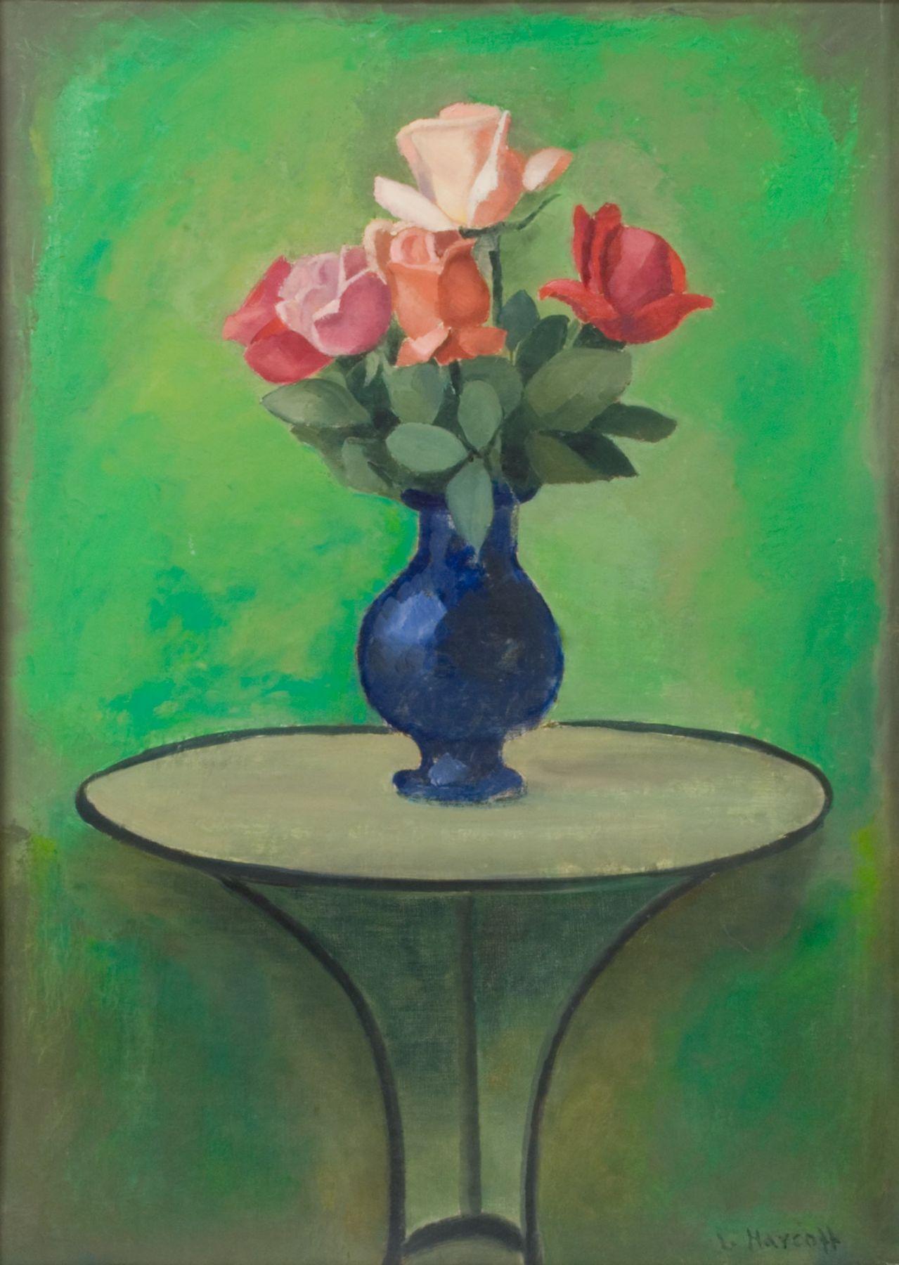 Lyla Marshall Harcoff, Five Roses
