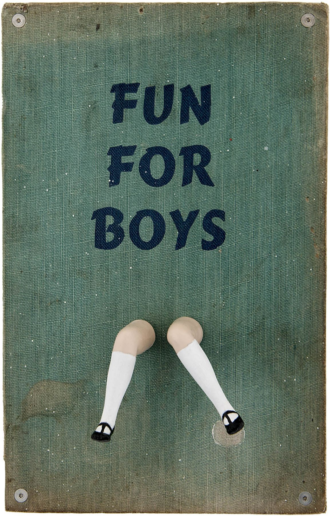 Nancy Gifford, Fun for Boys - #metoo Series, 2017
