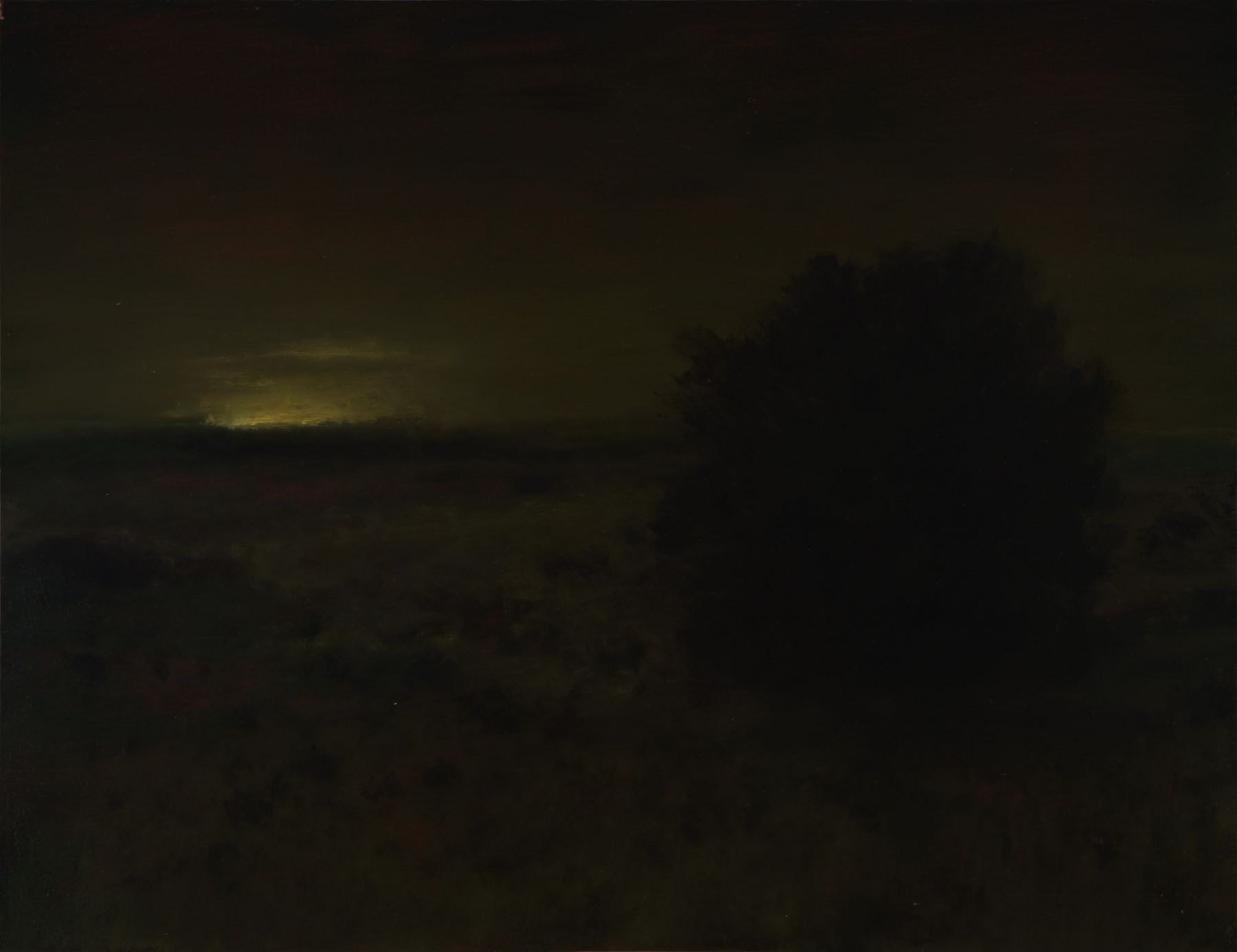 Chris Peters, Chapparal at Night