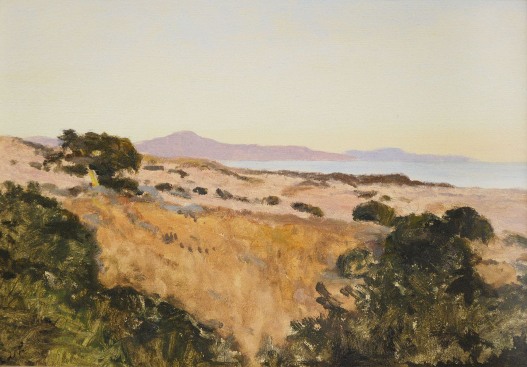 Lockwood de Forest (1850-1932), Santa Barbara to the Rincon to Point Mugu, c. 1915