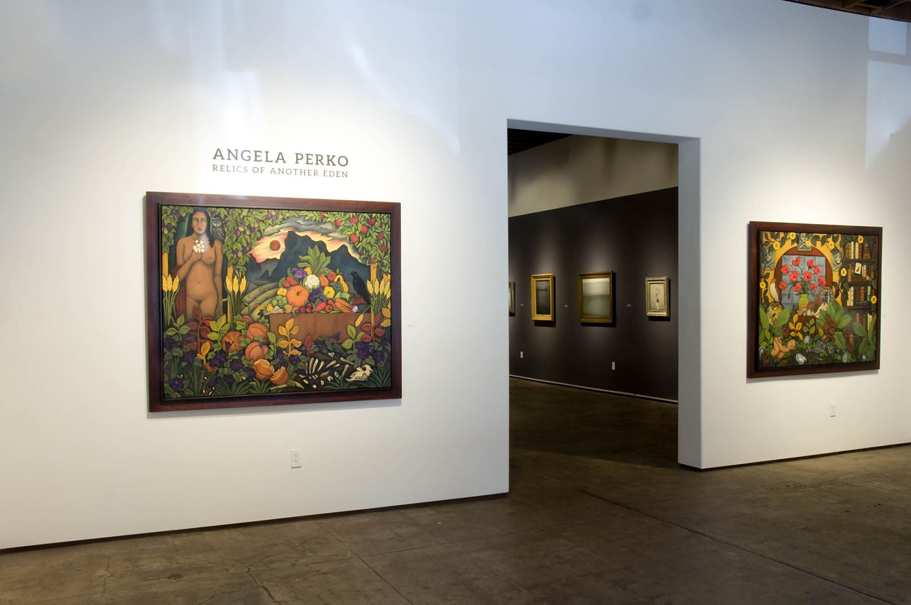 Angela Perko: Relics from Another Eden