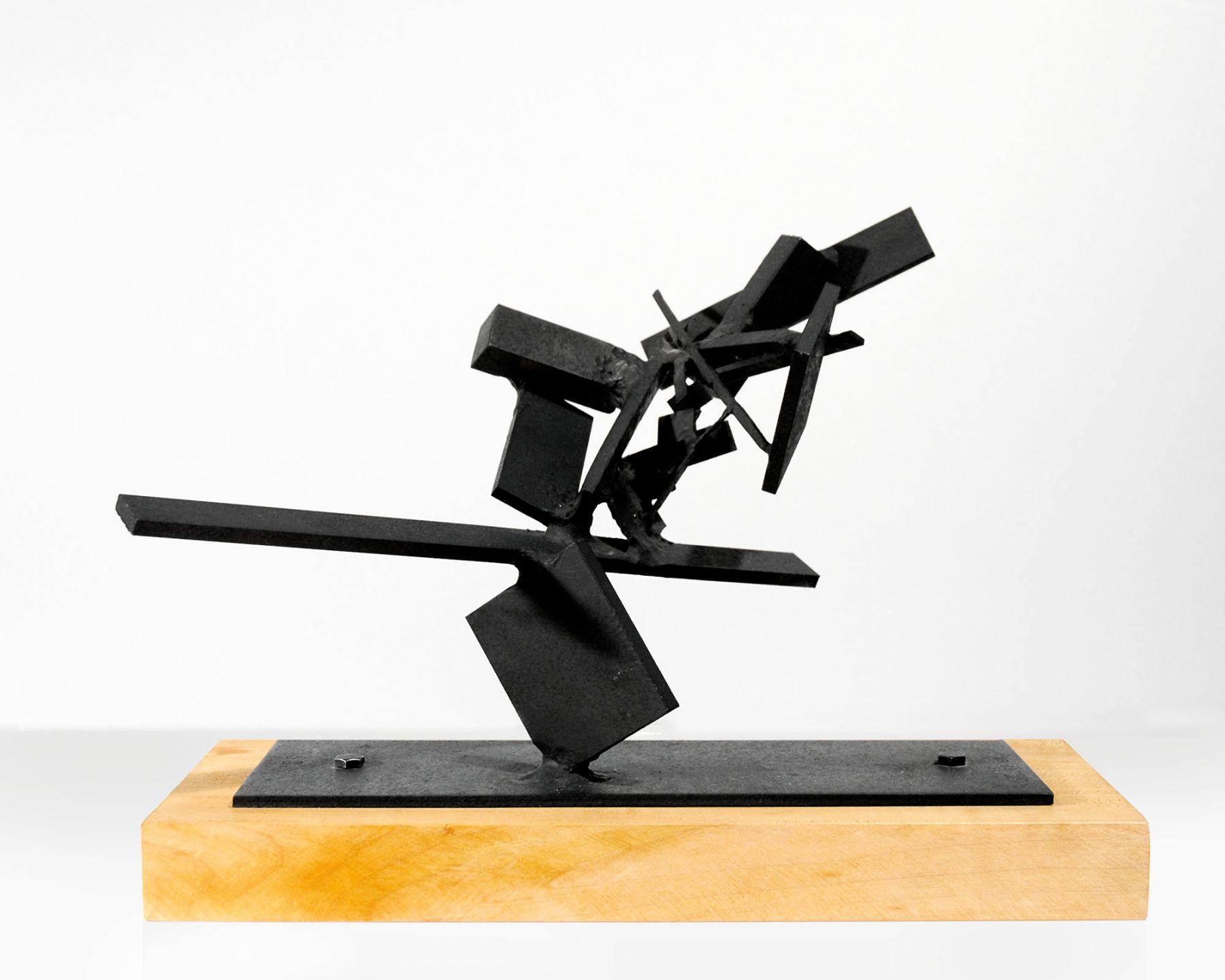 SIDNEY GORDIN (1918-1996), 72-61, 1961
