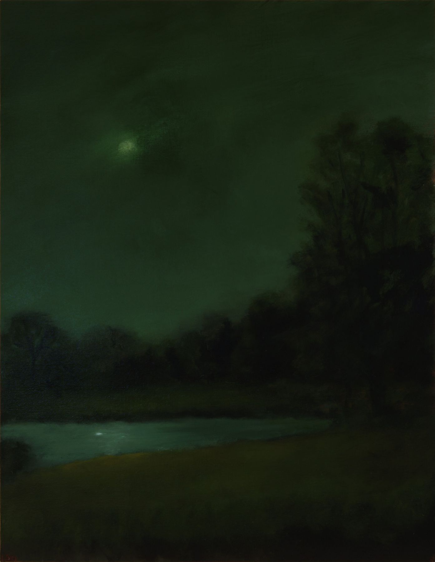 Chris Peters, Moon Over Small Lake