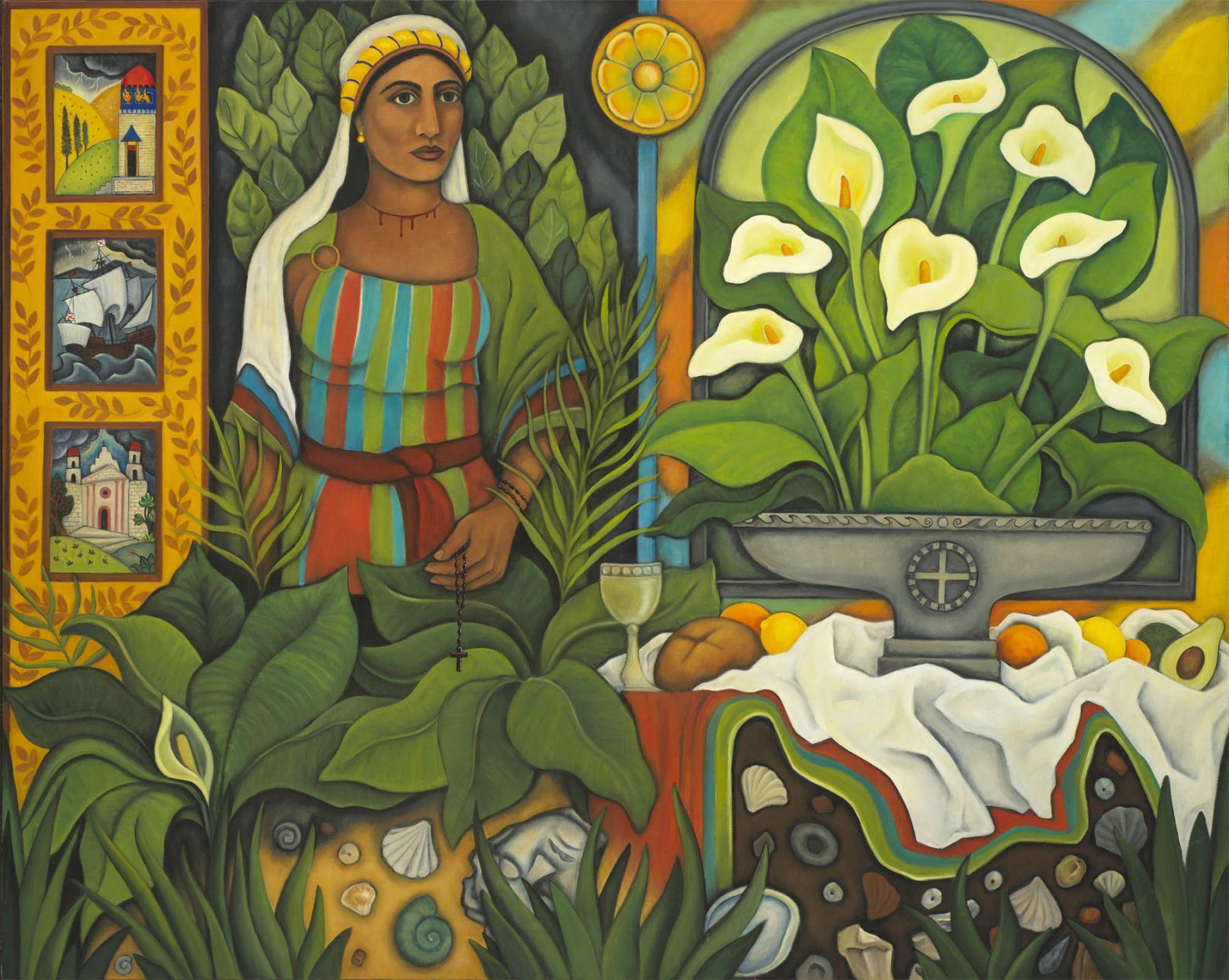 Angela Perko, Feast Day (or the Enduring Qua