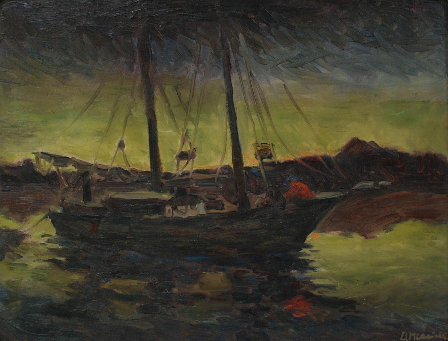 Ben Messick, Evening Glow ,