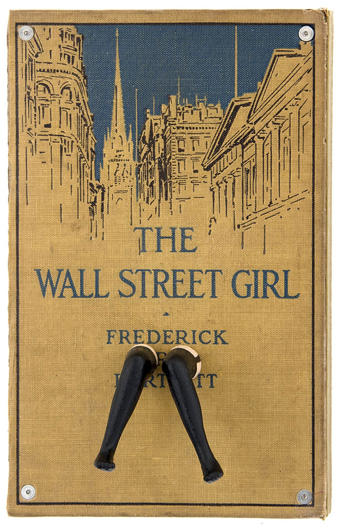 Nancy Gifford, The Wall Street Girl - #metoo Series, 2017