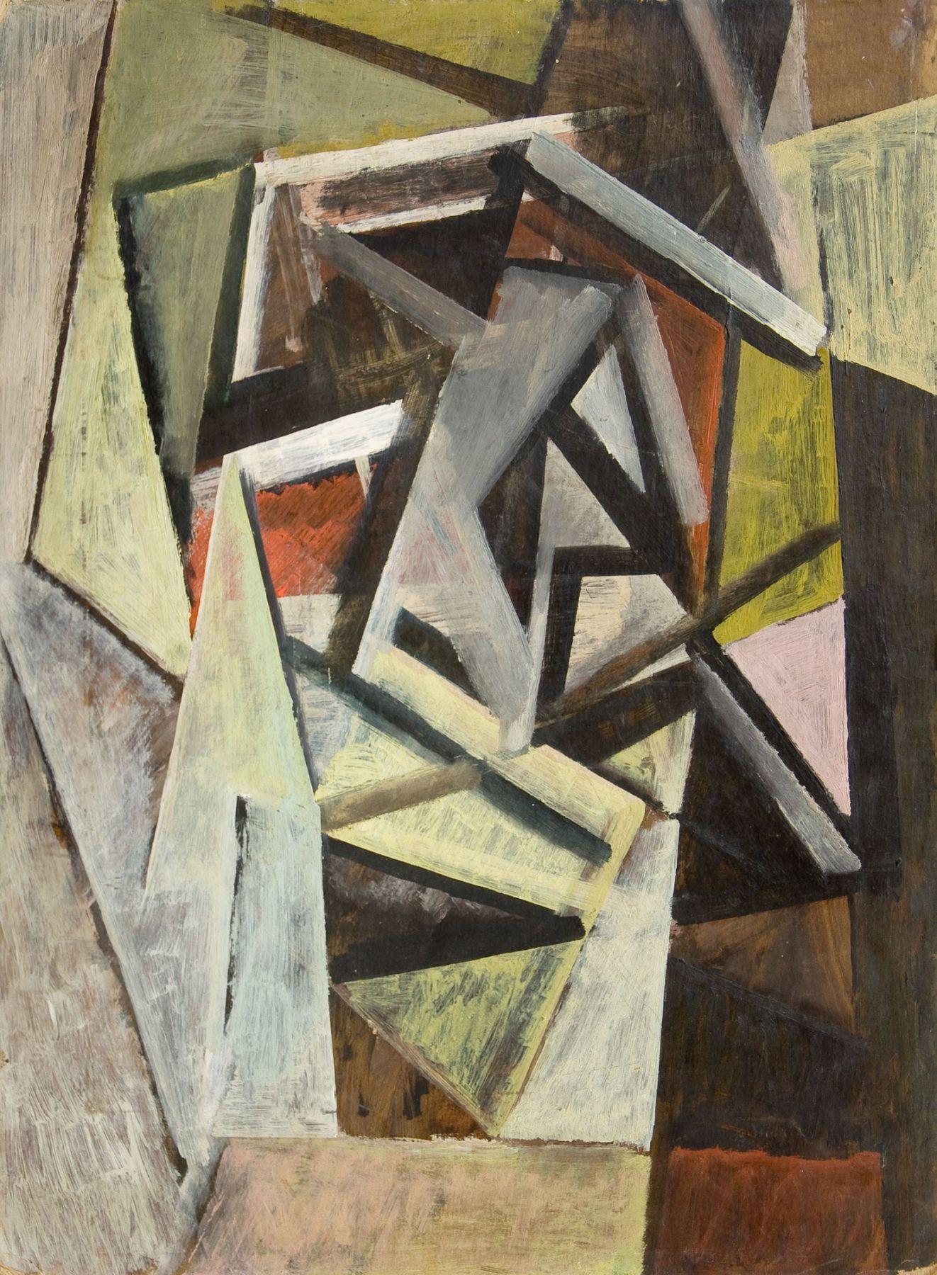 SIDNEY GORDIN (1918-1996), Untitled, c. 1940