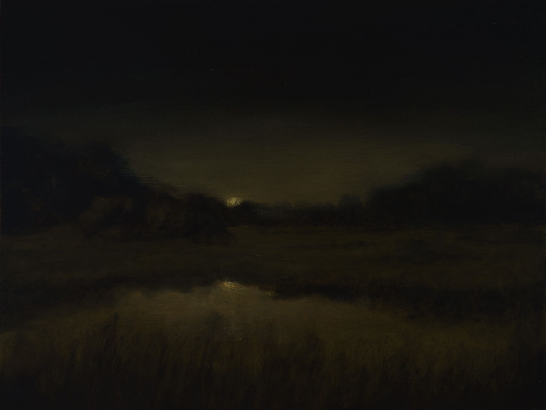 Chris Peters, The Stillness of Night