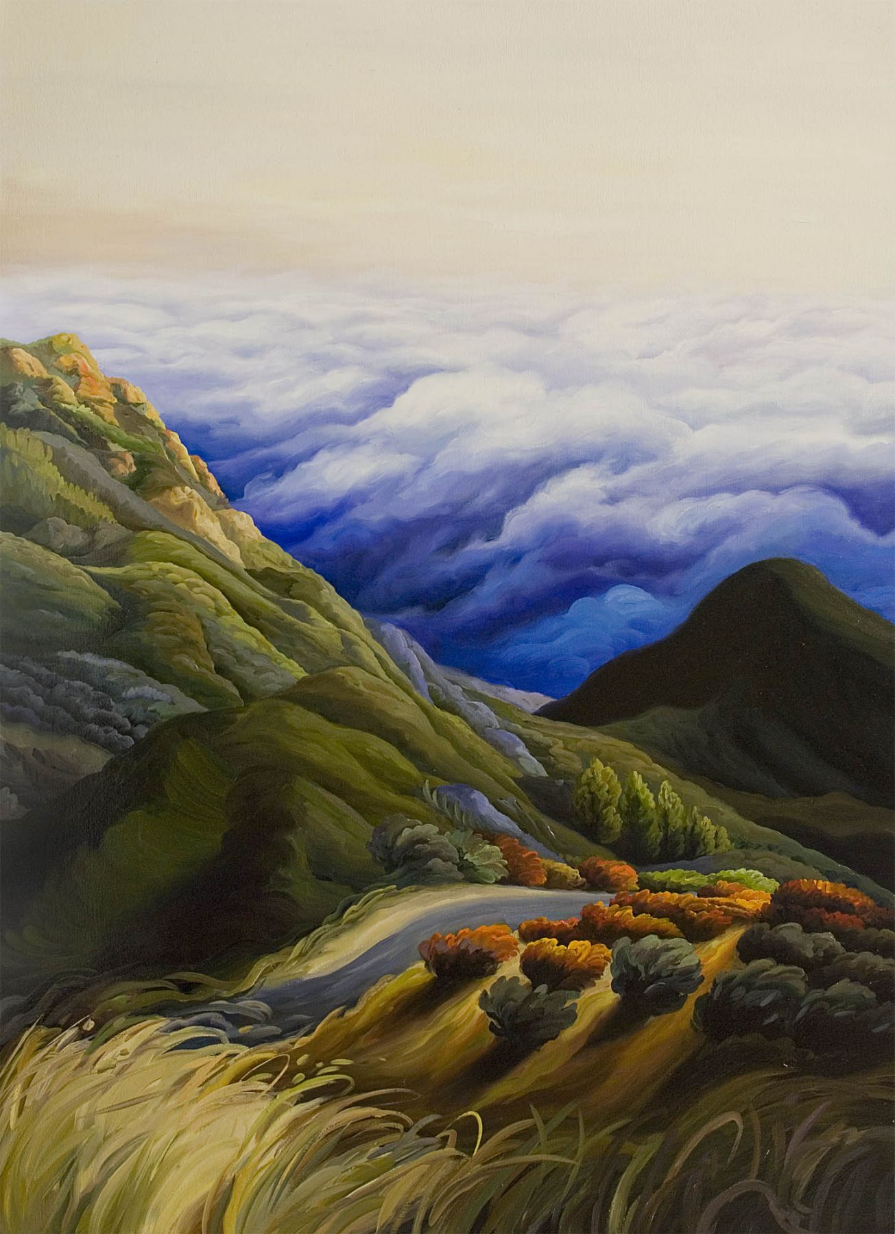 Phoebe Brunner, De La Cresta