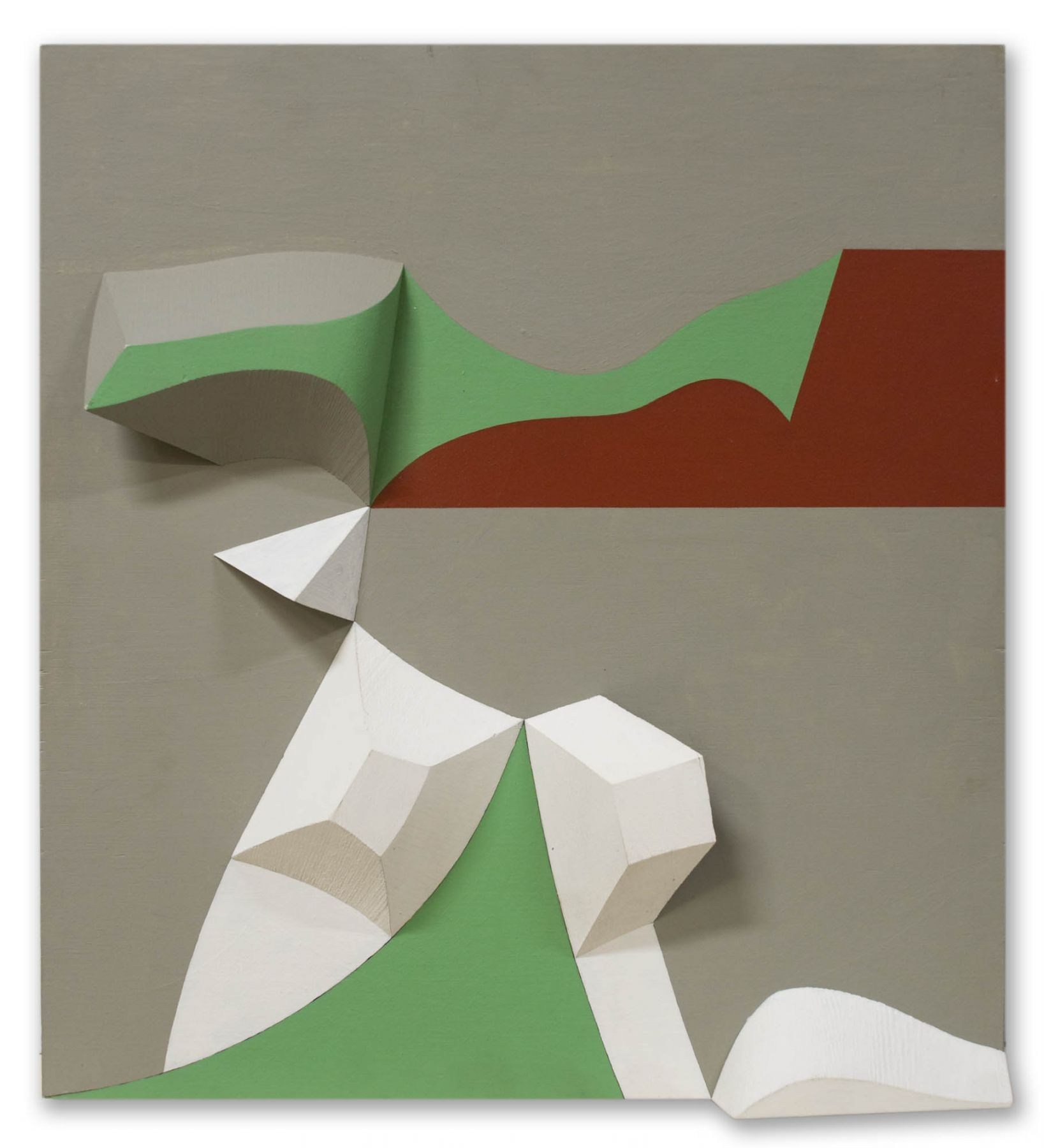 Sidney Gordin, Untitled Relief #2,