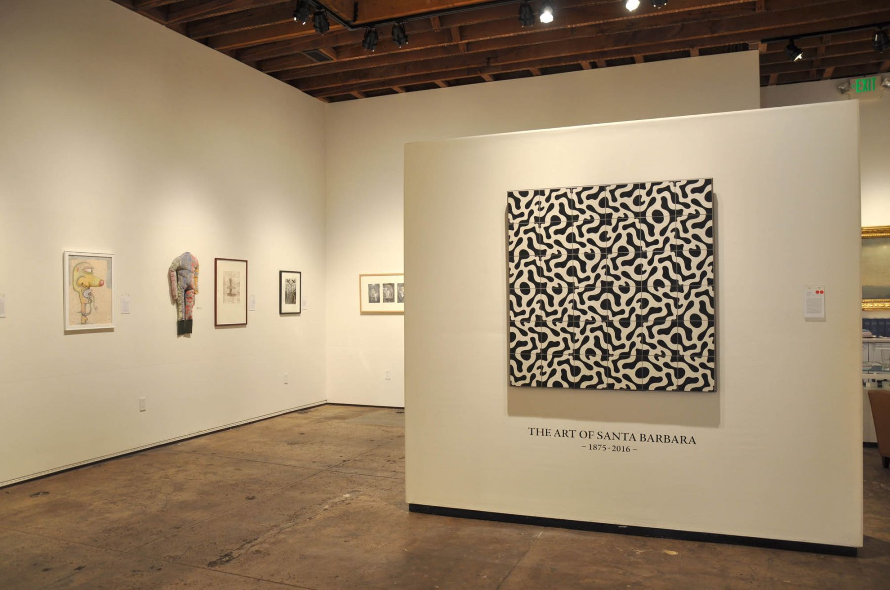 The Art of Santa Barbara, Keith Puccinelli, Dane Goodman, Colin Gray, Rafael Perea de la Cabada, Jeff Shelton