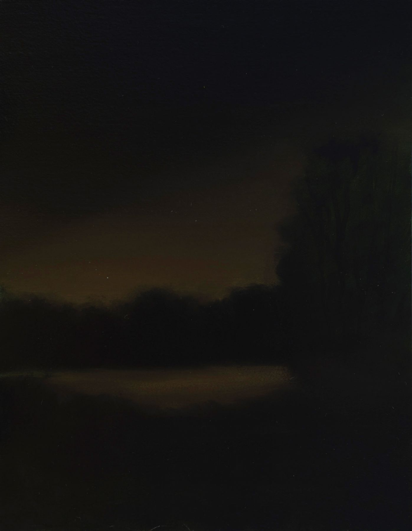 Chris Peters, Night Study