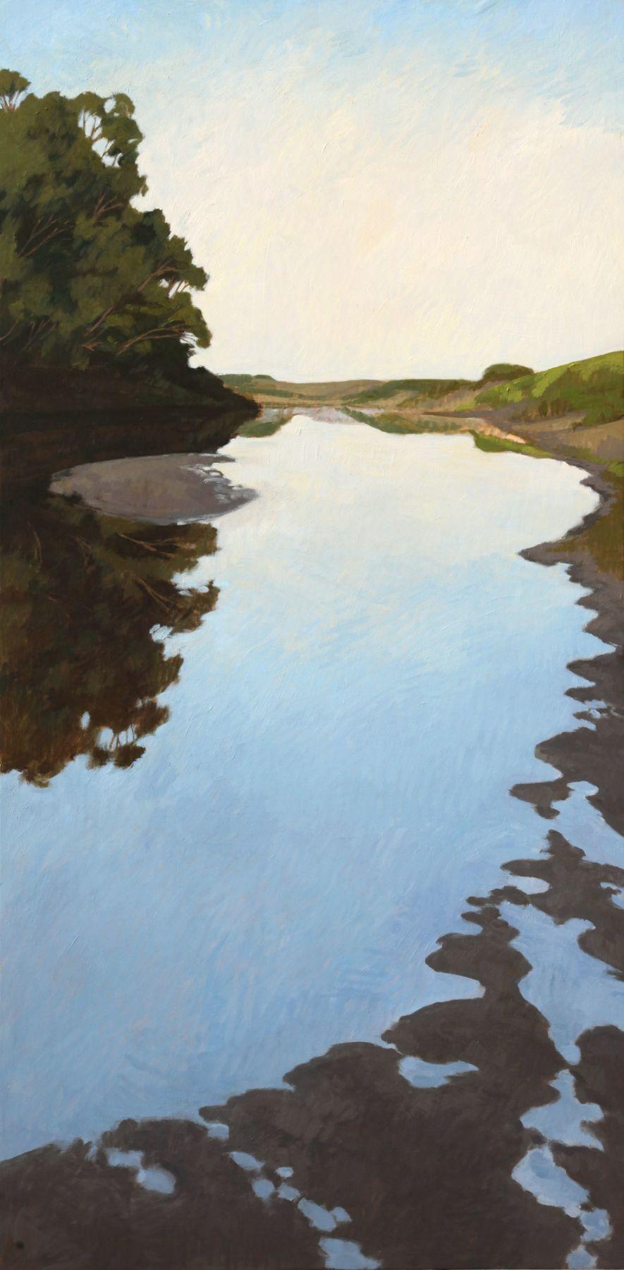 Nicole Strasburg, Morning Estuary