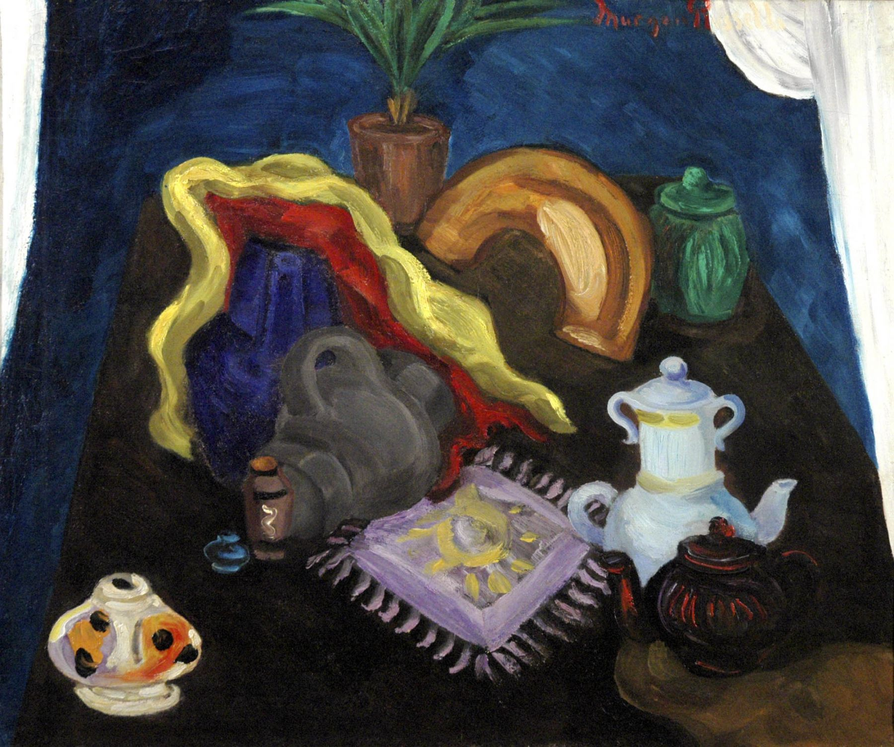 Morgan Russell, Still Life, c. 1927