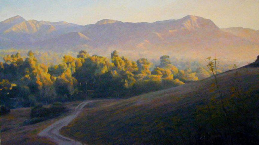 Richard Schloss - Montecito Valley