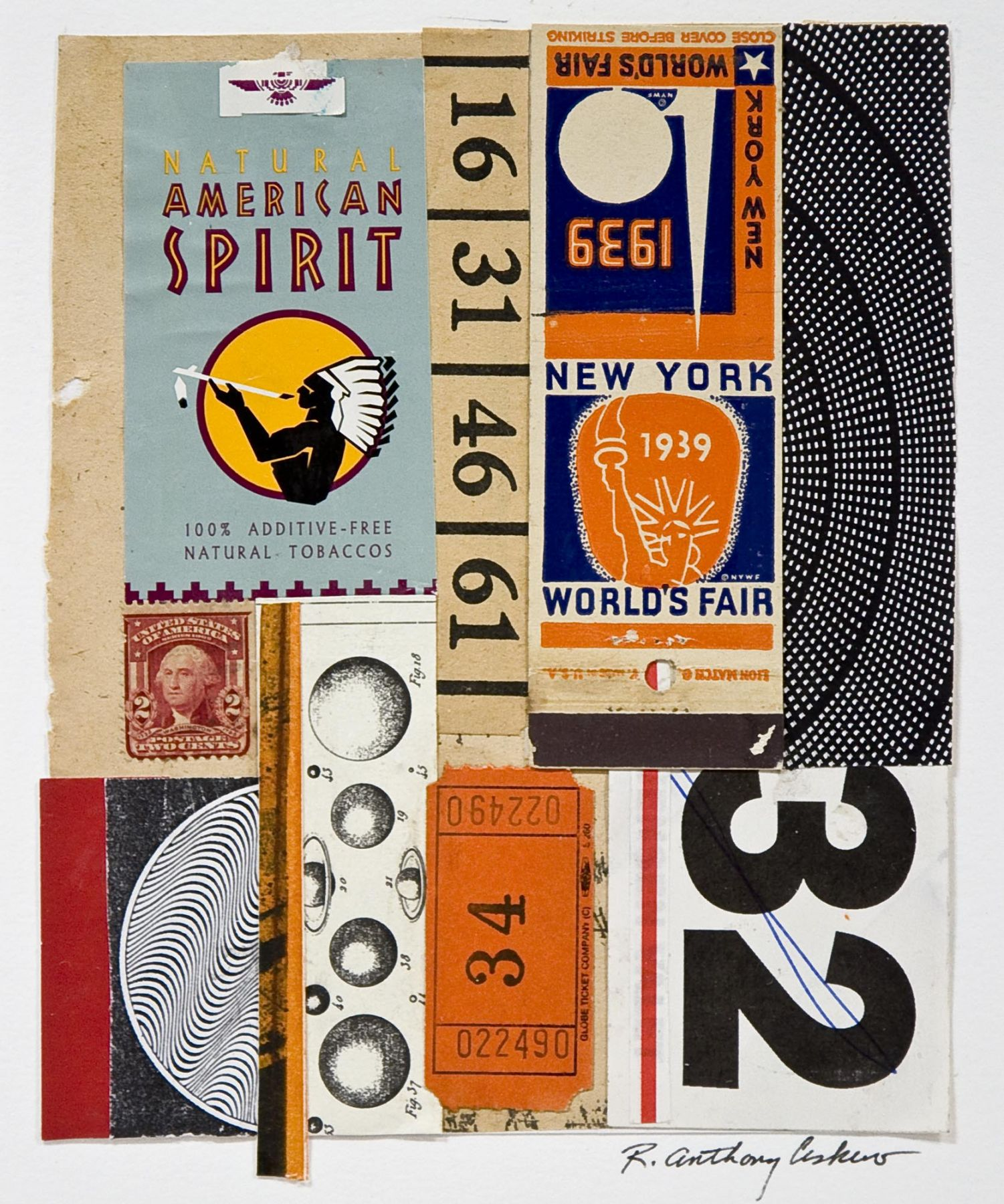 Tony Askew, 1939 World's Fair, 2018