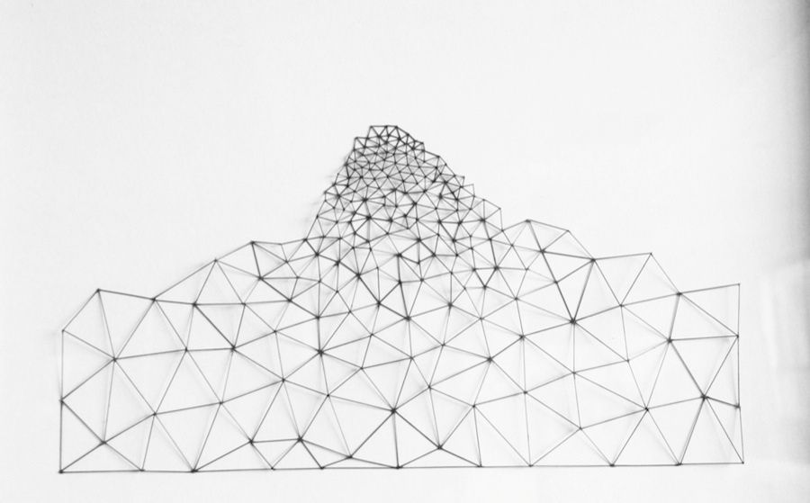 Mariano Dal Verme,  Untitled , 2013, Graphite, paper, 21 1/4 in. x 29 1/8 in.