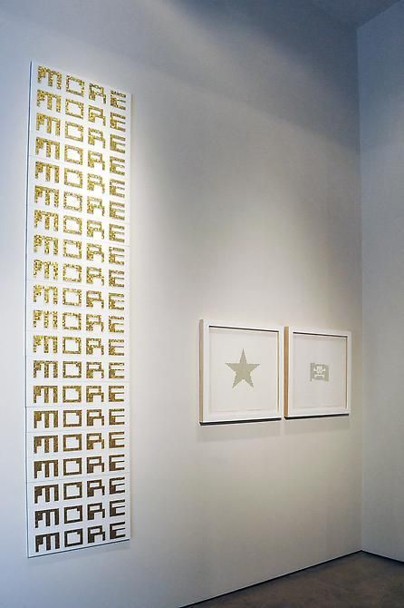 Miguel Angel Rojas: At the Edge of Scarcity, Sicardi Gallery installation view, 2011