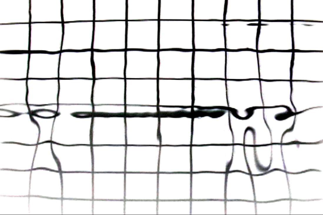 "Magdalena Fernández Arriaga.(b. 1964, Venezuela.11.2dm004 from the series Dibujos Móviles 2/5 (Ed. of 5+1 AP), 2004.Video.Loop 1' 52"""