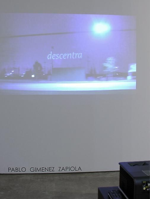 Marked Pages III, Pablo Gimenez Zapiola, Sicardi Gallery installation view, 2011
