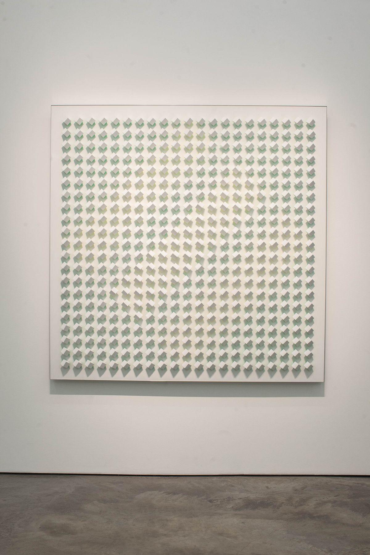 Luis Tomasello,Sculpture / VisionExhibition, Sicardi | Ayers | Bacino, 2016