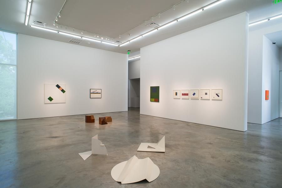 Exhibition, Balance of Duality, Installation view, 2016.