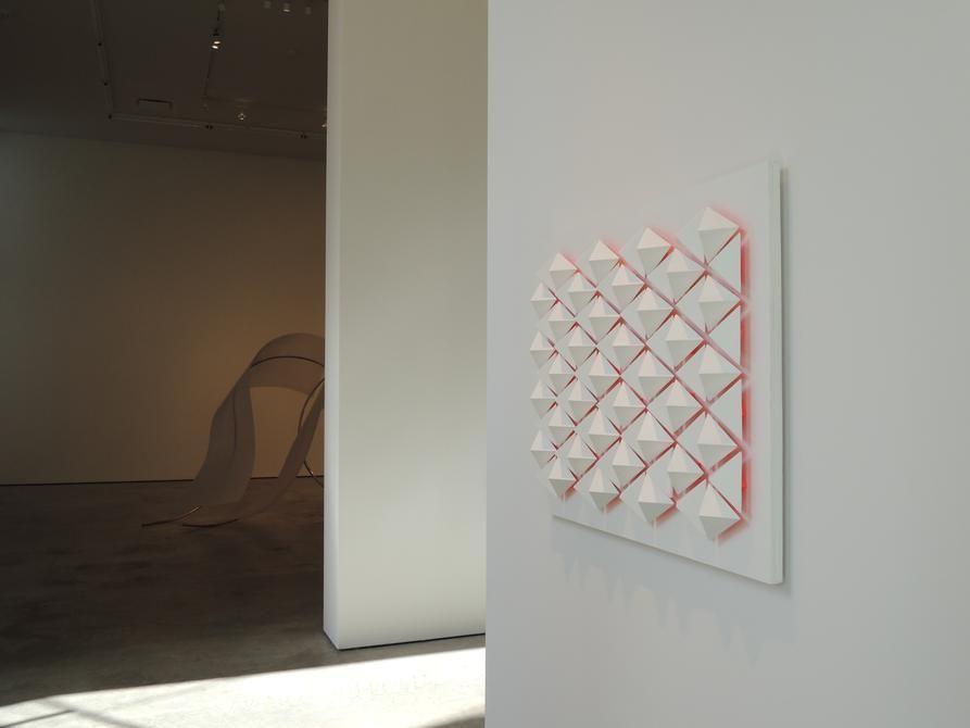 Luis Tomasello,Sculpture / VisionExhibition, Sicardi | Ayers | Bacino,2016.