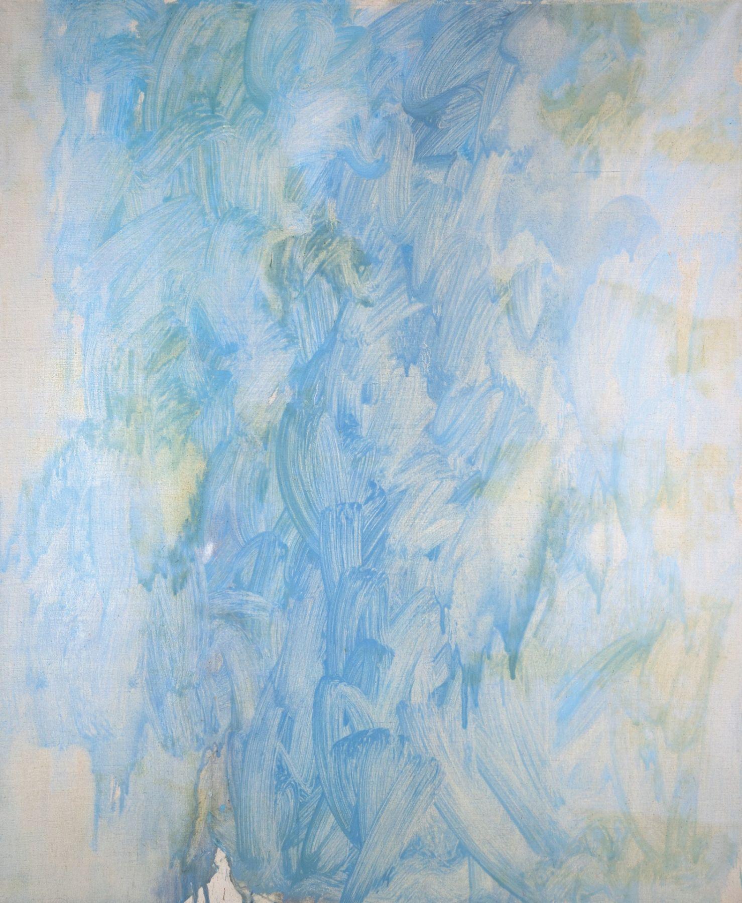 Alejandro Otero, Tela III , 1961. Oil on canvas, 28 11/16 x 23 9/16 in. (73 x 60 cm.)