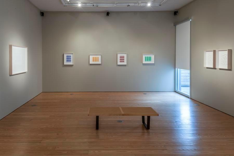 Gabriel de la Mora, Crystals of Inevidence, 2017