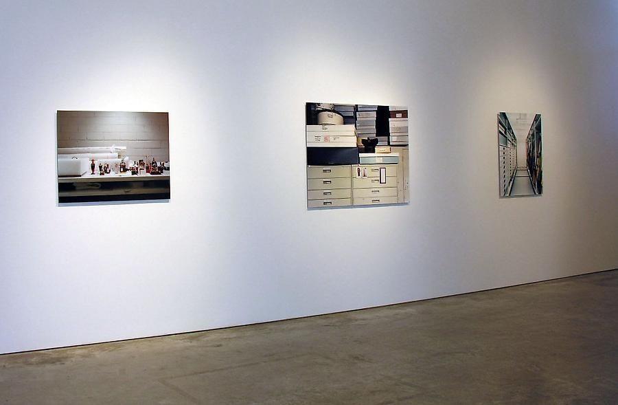 Luis Mallo, Sicardi Gallery installation view, 2010