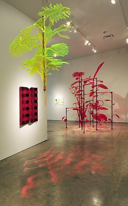 Thomas Glassford, Sicardi Gallery installation view, 2011